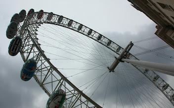 Photo: Londýnské oko
