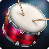 Drums: real drum set music games to play and learn Icon