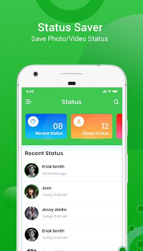 Status Saver: Video and Photo Status Downloader 2.9 screenshots 1
