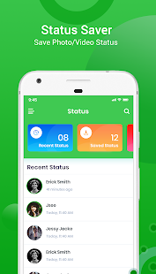 Status Saver: Video and Photo Status Downloader Screenshot