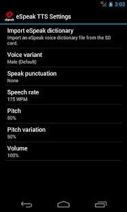 eSpeak - Apps on Google Play