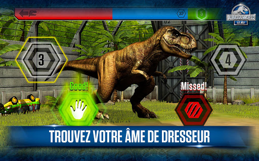 Jurassic World™: le jeu  captures d'écran 2