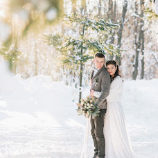 Wedding photographer Liliya Dackaya (liliyadatska). Photo of 09.02.2018