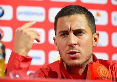 """Eden Hazard blikt vooruit over hoe we het EK kunnen winnen: """"Dat hadden we op het EK en het WK nog niet"""""""
