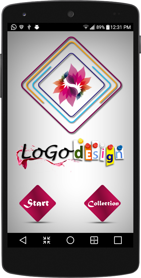 Logo Maker & Logo Designer- screenshot