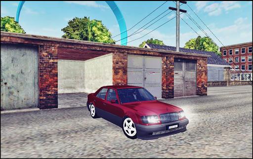 Benz E500 Drift & Driving Simulator 1.6 screenshots 4