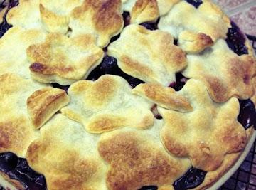 Rhuberry Pie Recipe