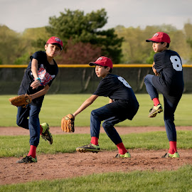 Pitching by T Cerbolles - Sports & Fitness Baseball