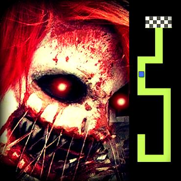 scary maze game prank