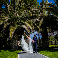 Wedding photographer Santiago Manzaneque (Santiago). Photo of 11.05.2018