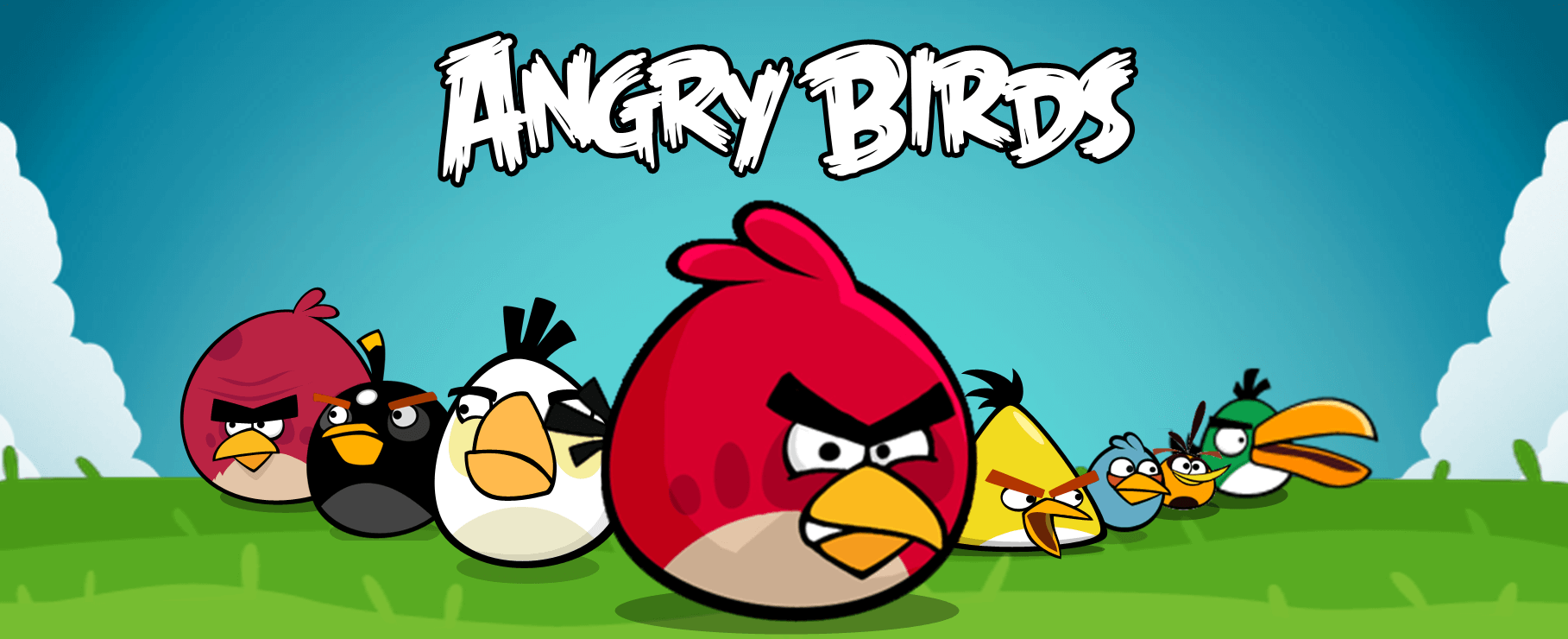 Angry Birds Coloring Book - MarketJS Case Study