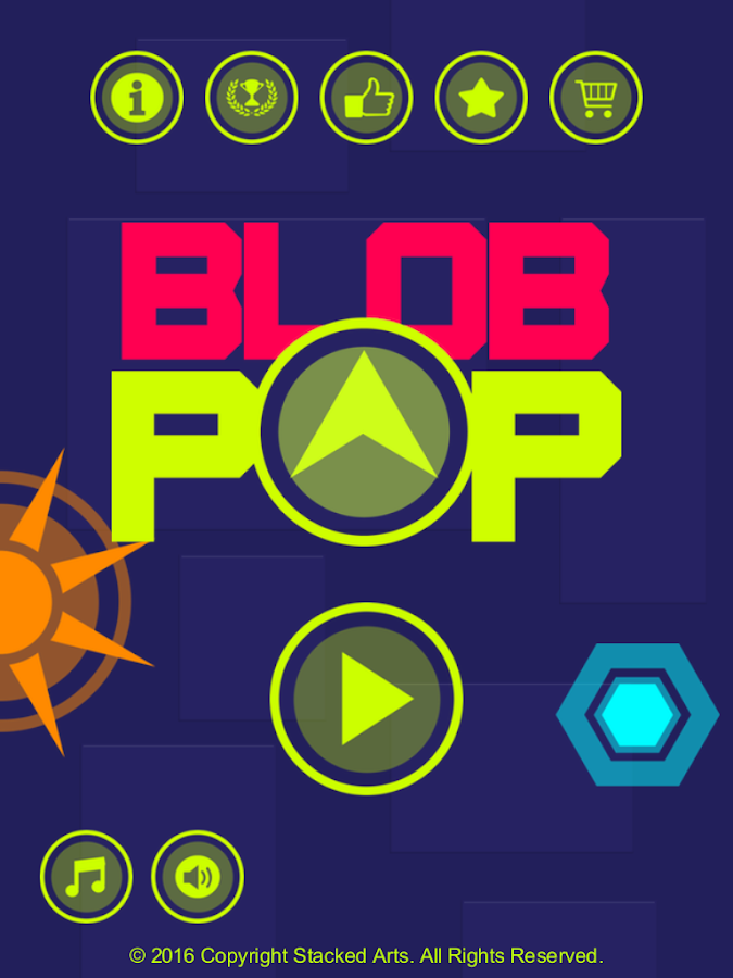 Blob Pop- screenshot
