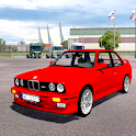 E30 vs Sahin Driving School Drift Simulator 2021 icon