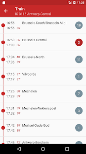 HyperRail - NMBS / SNCB Realtime (Unreleased)- screenshot thumbnail