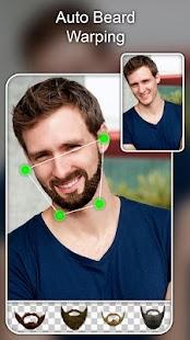 Beard Photo Editor - Beard Cam Live - náhled