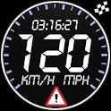 GPS Speedometer - Trip Meter - Odometer icon
