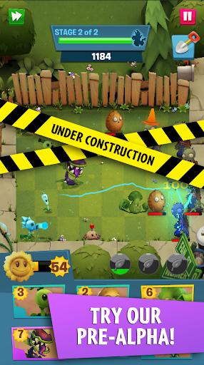 Plants vs. Zombiesu2122 3 Pre-Alpha 10.0.123584 screenshots 2
