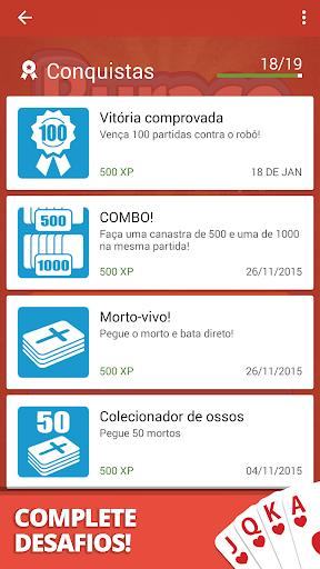 Buraco Jogatina: Jogo de Cartas Gru00e1tis 1.7.2 screenshots 5