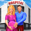 Pregnant Mom Virtual Family Happy Home