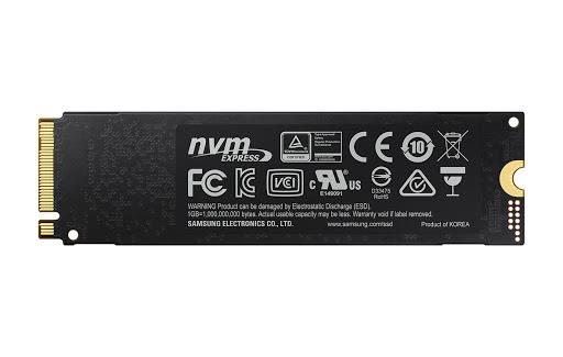 SSD Samsung 970 EVO PLUS 500GB NVMe M.2 (MZ-V7S500BW)_3