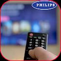 Remote Control For Philips Tv icon