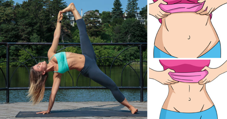 This Yoga Sequence Will Get Your Abs Summer-Ready!