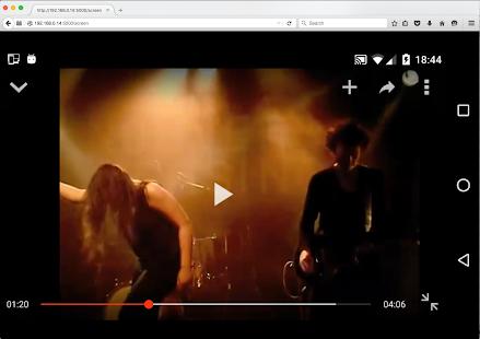 Screen Stream Mirroring- screenshot thumbnail