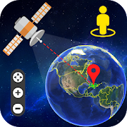 Live Earth Map & Satellite View, GPS Tracking