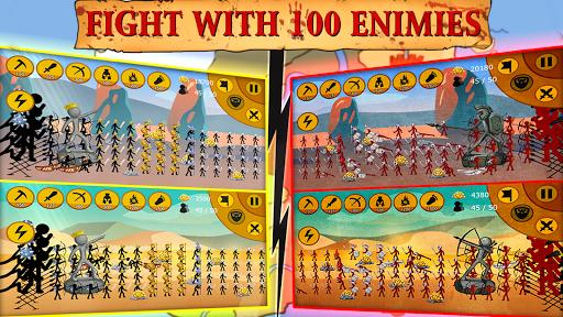 Stickman Battle 2020: Stick Fight War 1.2.4 screenshots 5