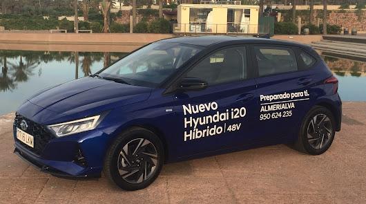 Nuevo Hyundai i20 con tecnología híbrida 48 V