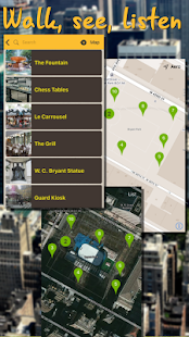 UniGuide Audio Tours and Maps- screenshot thumbnail