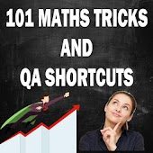 101 Maths Tricks & QA Shortcut