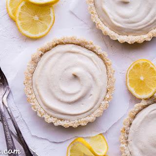No-Bake Lemon Tarts.