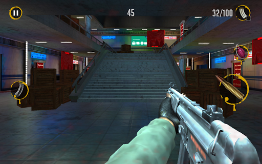 Zombies Target Undead Trigger Survival Shooter FPS screenshots 3
