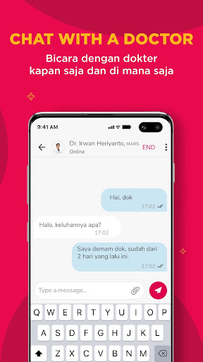Halodoc - Doctors, Medicine & Appointments screenshots 3