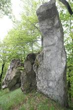 Photo: Najkrajšia časť trasy je medzi Rokošom a Košútovou skalou