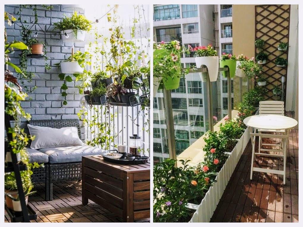 Những mẫu thiết kế ban công từ nhà chung cư đến nhà phố, đơn giản mà đẹp hút hồn