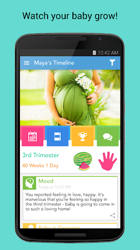 Ovia Pregnancy & Baby Tracker for PC