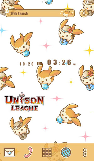 玩免費個人化APP|下載Unison League for +HOME Theme app不用錢|硬是要APP