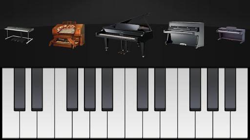 バーチャルピアノ キーボード アプリ 無料
