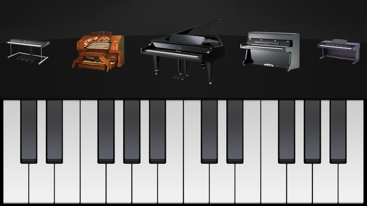 Virtual piano keyboard free android apps on google play virtual piano keyboard free screenshot hexwebz Choice Image