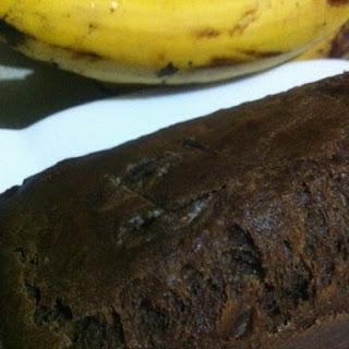 Dairy-Free Vegan Banana Chocolate Bread