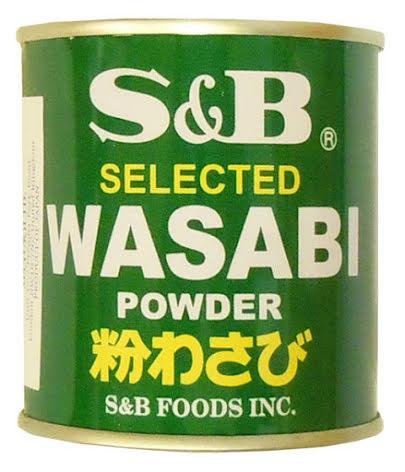Wasabi Powder 30 g S&B