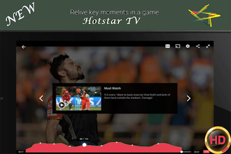 Live Hotstar HD - náhled