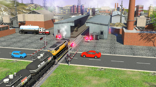 Oil Tanker Train Simulator 1.4 screenshots 4