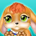Adopt Virtual Stray Dog: Pet Care & Makeover icon