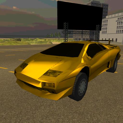至尊传奇汽车驾驶3D 賽車遊戲 App LOGO-硬是要APP