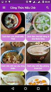 Công thức nấu các món chè - náhled