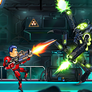 Alpha Guns 2 - Metal Combat Shooter