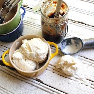 Vanilla Ice Cream – Philly Style.